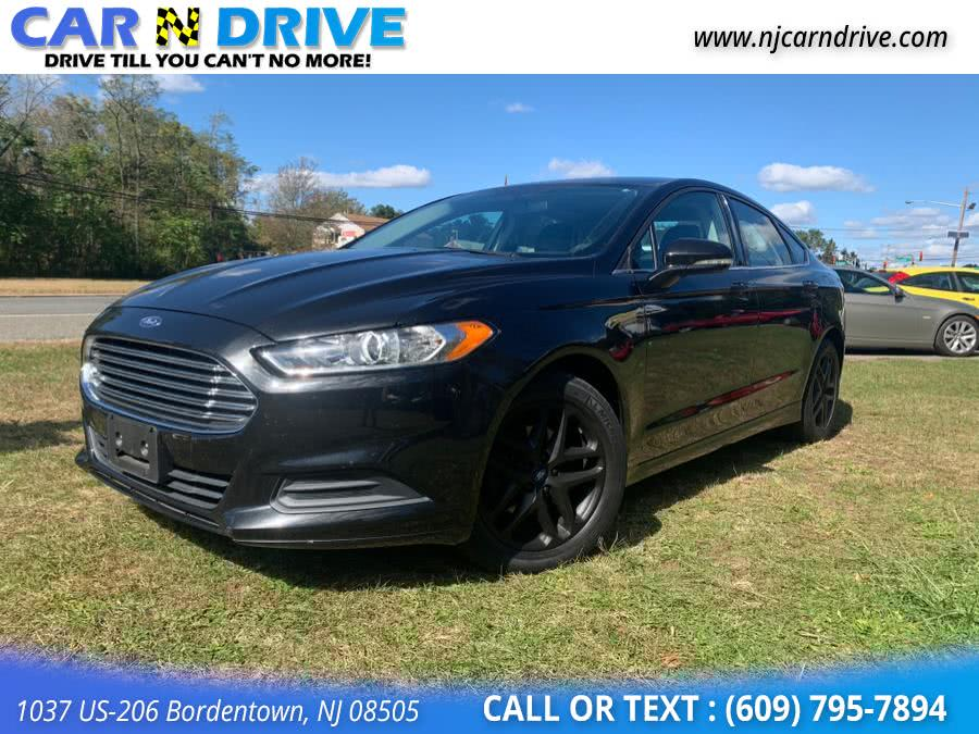 Used Ford Fusion SE 2014 | Car N Drive. Bordentown, New Jersey