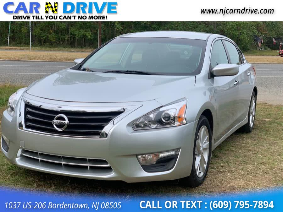 Used Nissan Altima 2.5 S 2013 | Car N Drive. Bordentown, New Jersey