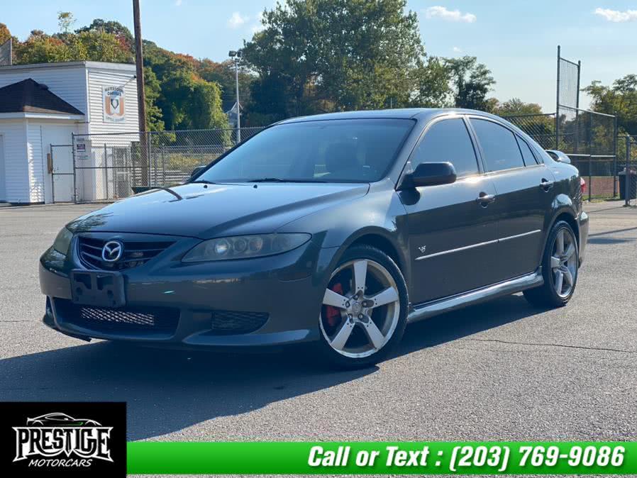 Used 2005 Mazda Mazda6 in Oakville, Connecticut | J&J Auto Sales & Repairs llc DBA Prestige Motorcar. Oakville, Connecticut
