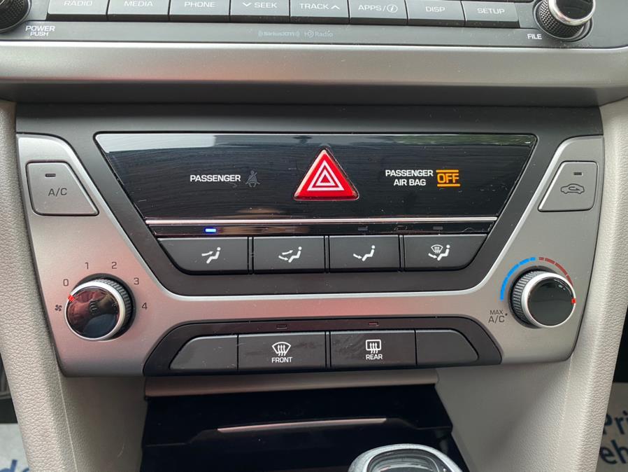 Used Hyundai Elantra SE 2.0L Auto (Ulsan) *Ltd Avail* 2017   Champion Auto Sales. Rahway, New Jersey