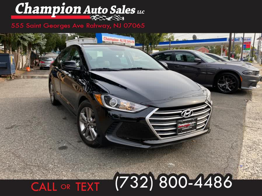 Used 2017 Hyundai Elantra in Rahway, New Jersey | Champion Auto Sales. Rahway, New Jersey