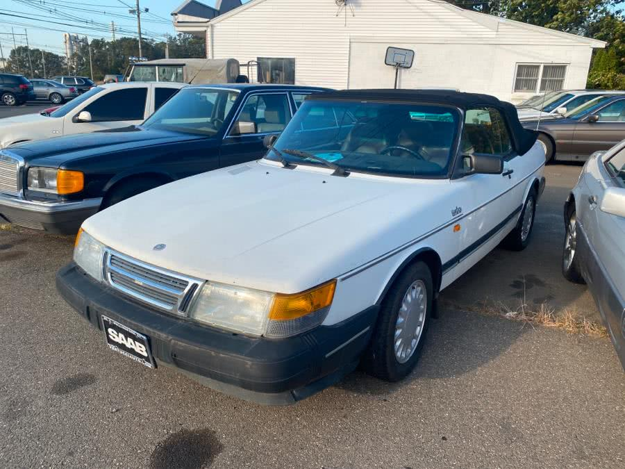 Used 1990 Saab 900 Turbo in Wallingford, Connecticut | Vertucci Automotive Inc. Wallingford, Connecticut