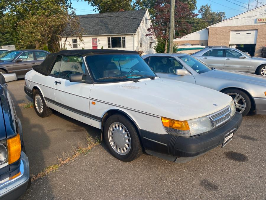 Used Saab 900 Turbo 2dr Coupe Convertible 1990 | Vertucci Automotive Inc. Wallingford, Connecticut