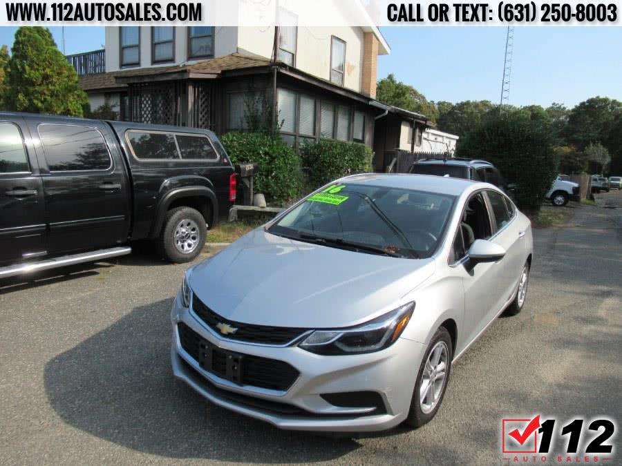 Used Chevrolet Cruze 4dr Sdn Auto LT 2016 | 112 Auto Sales. Patchogue, New York
