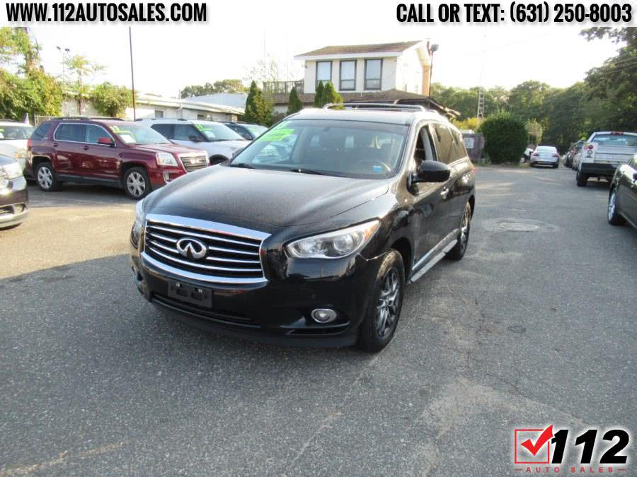 Used Infiniti JX35 AWD 4dr 2013 | 112 Auto Sales. Patchogue, New York