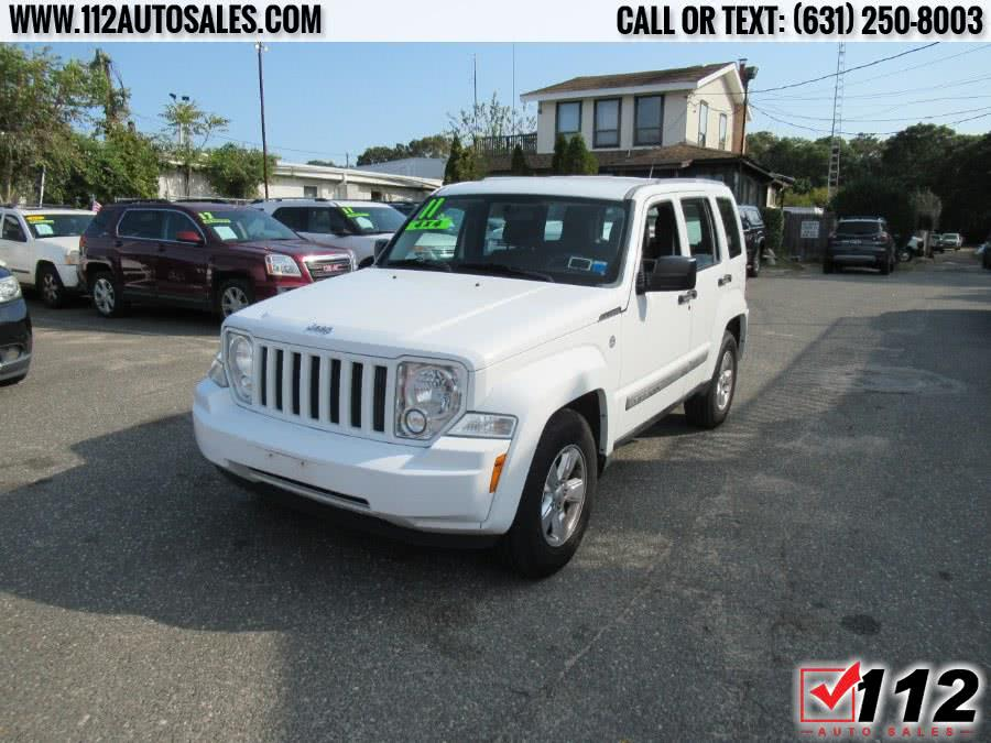 Used Jeep Liberty 4WD 4dr Sport 2011   112 Auto Sales. Patchogue, New York