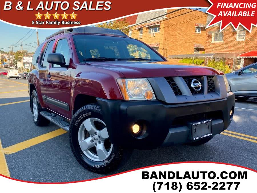 Used 2005 Nissan Xterra in Bronx, New York | B & L Auto Sales LLC. Bronx, New York