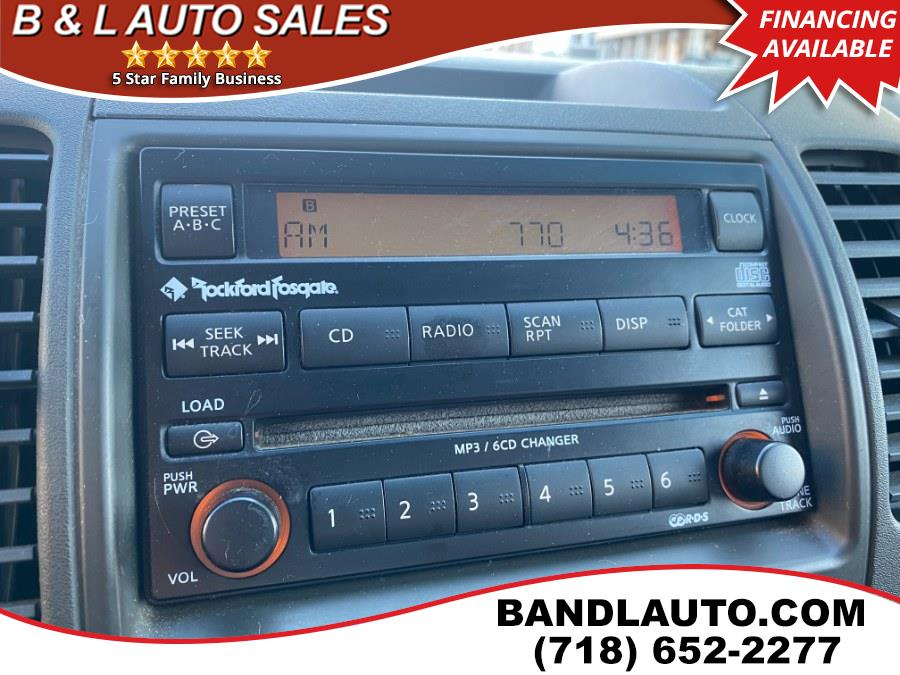 Used Nissan Xterra 4dr Off Road 4WD V6 Auto 2005 | B & L Auto Sales LLC. Bronx, New York