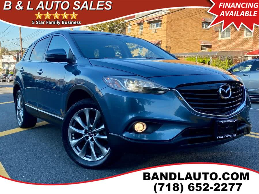 Used 2015 Mazda CX-9 in Bronx, New York | B & L Auto Sales LLC. Bronx, New York