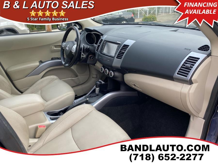 Used Mitsubishi Outlander AWD 4dr XLS 2007 | B & L Auto Sales LLC. Bronx, New York