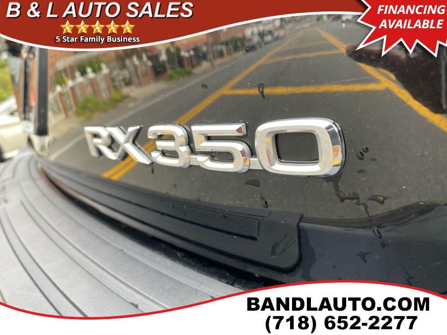 Used Lexus RX 350 AWD 4dr 2009 | B & L Auto Sales LLC. Bronx, New York