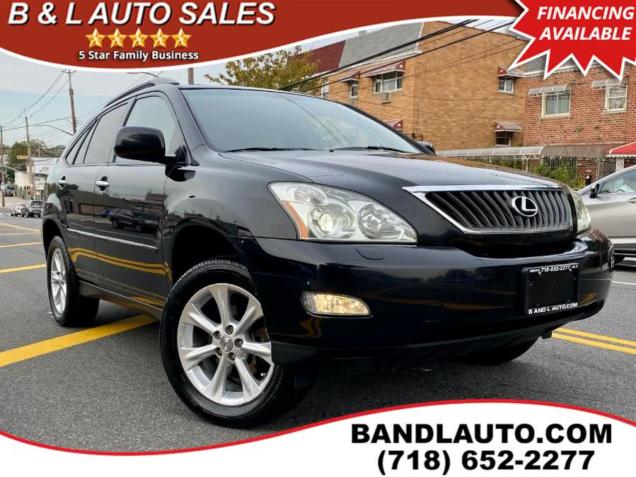 Used 2009 Lexus RX 350 in Bronx, New York | B & L Auto Sales LLC. Bronx, New York