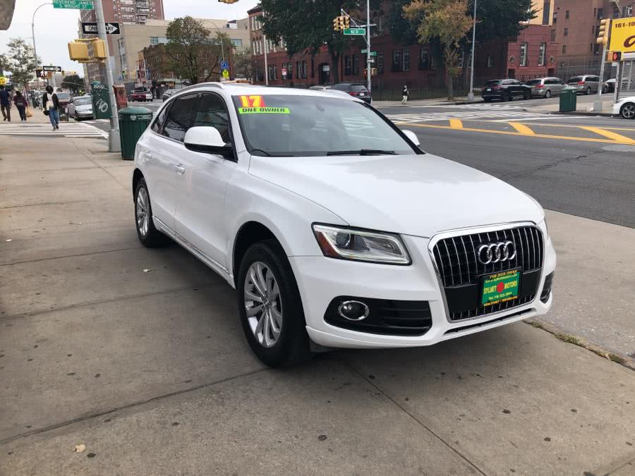 Used Audi Q5 2.0 TFSI Premium 2017 | Sylhet Motors Inc.. Jamaica, New York