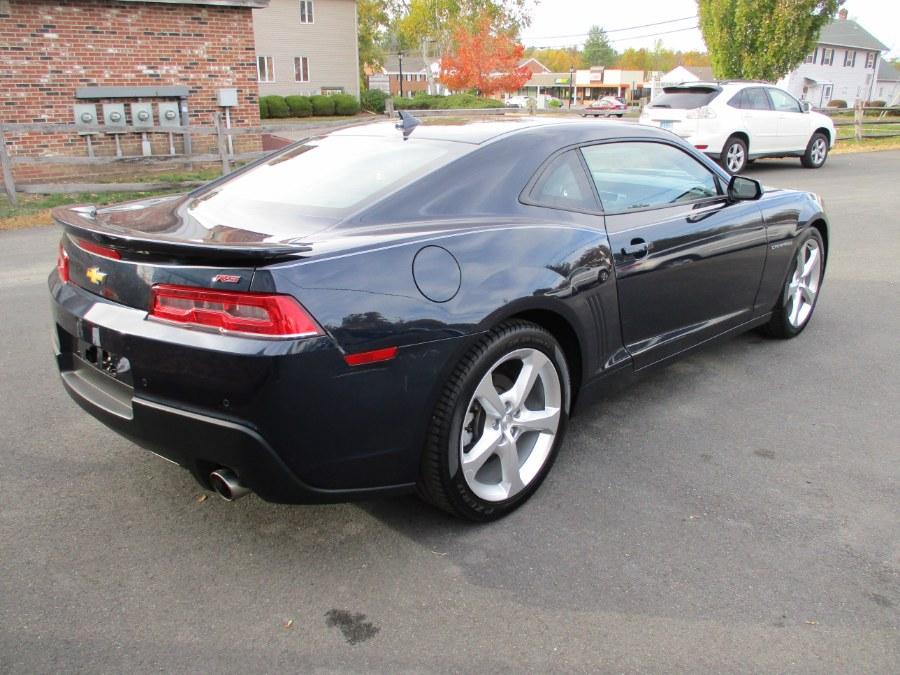 Used Chevrolet Camaro 2dr Cpe LT w/1LT 2015 | Suffield Auto Sales. Suffield, Connecticut