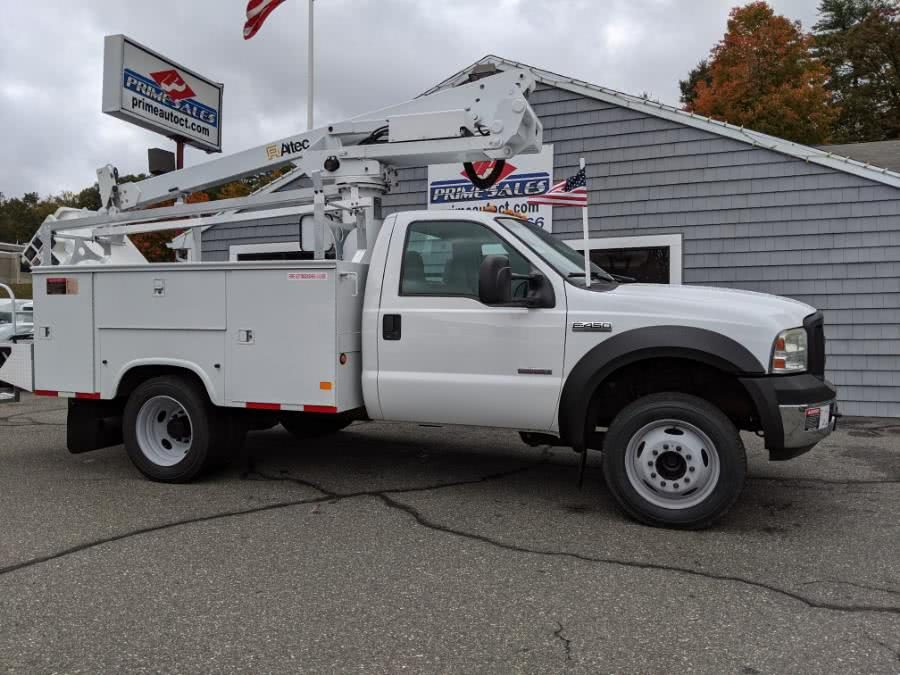 Used 2006 Ford Super Duty F-450 DRW in Thomaston, Connecticut