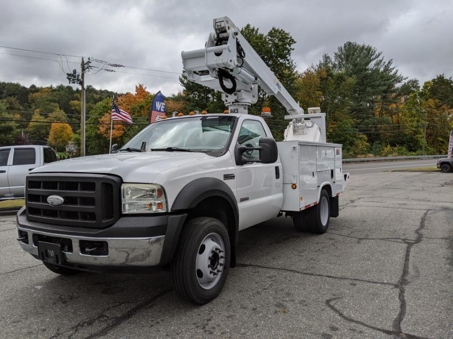 "2006 Ford Super Duty F-450 DRW Reg Cab 189"" WB 108"" CA XL, available for sale in Thomaston, CT"