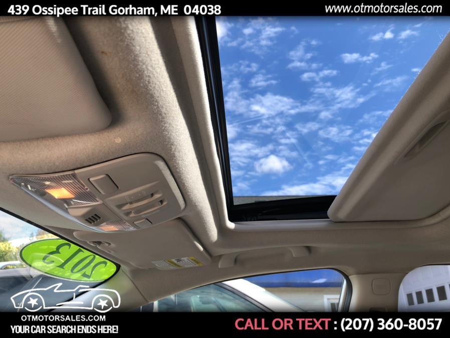 Used Subaru XV Crosstrek 5dr Auto 2.0i Premium 2013   Ossipee Trail Motor Sales. Gorham, Maine