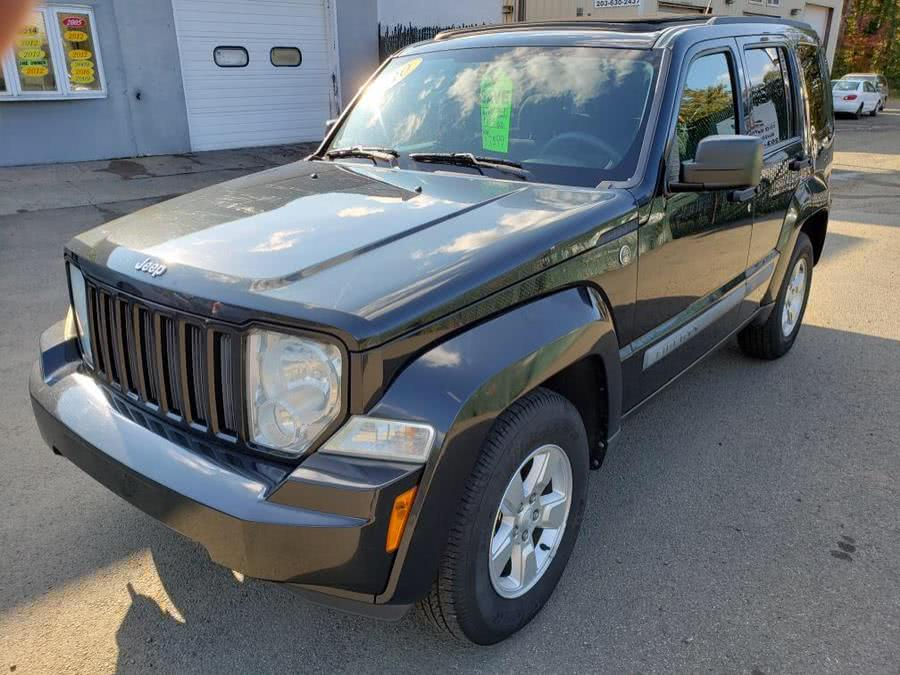 Used 2010 Jeep Liberty in Meriden, Connecticut | Cos Central Auto. Meriden, Connecticut