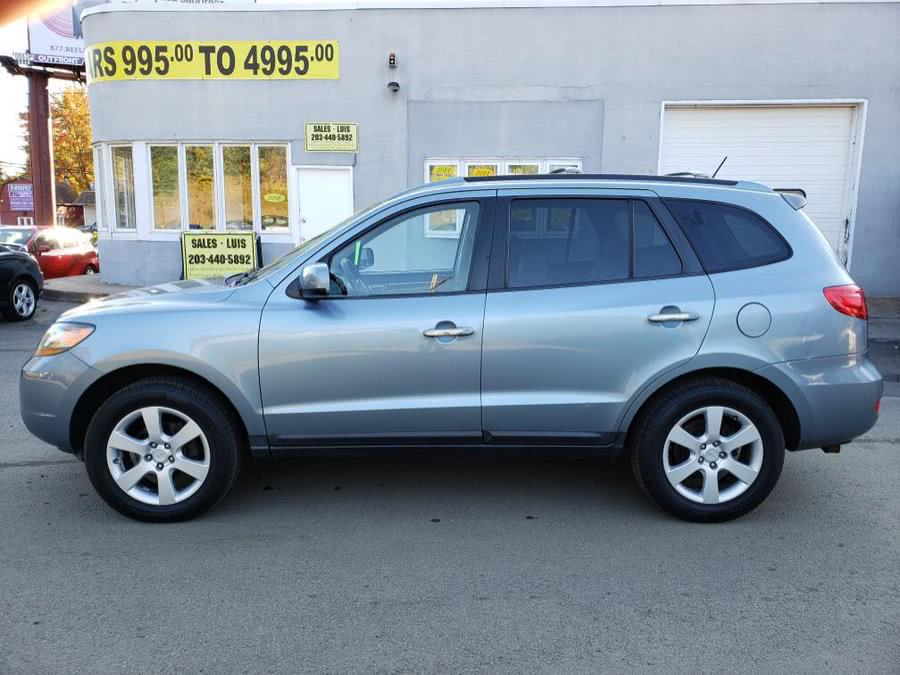 Used 2009 Hyundai Santa Fe in Meriden, Connecticut | Cos Central Auto. Meriden, Connecticut