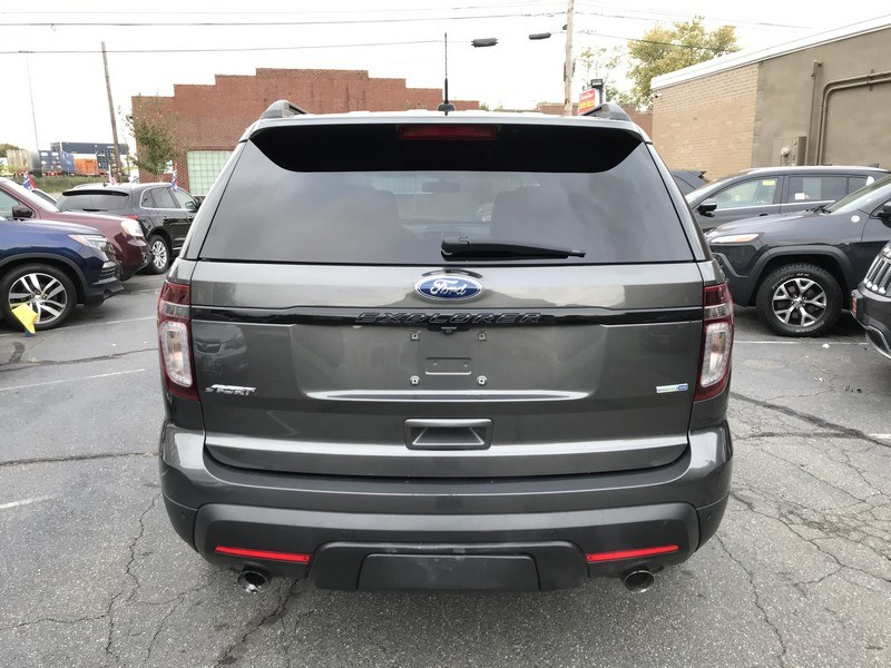Used Ford Explorer 4WD 4dr Sport 2015 | Union Street Auto Sales. West Springfield, Massachusetts