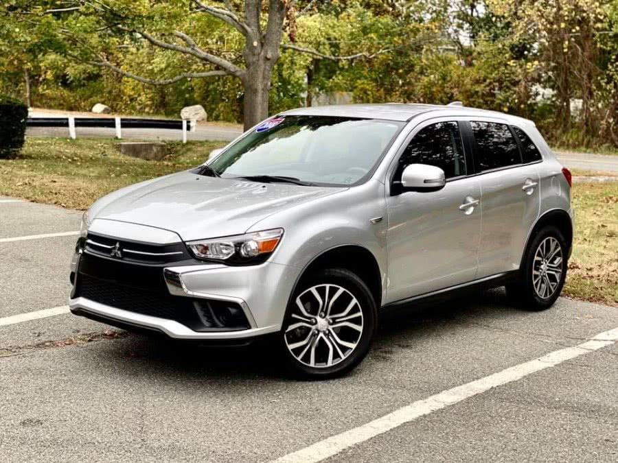 Used Mitsubishi Outlander Sport 2018   Sena Motors Inc. Revere, Massachusetts