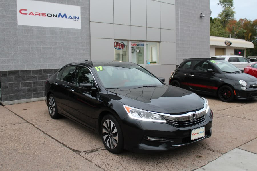 Used Honda Accord Hybrid EX-L Sedan 2017 | Carsonmain LLC. Manchester, Connecticut