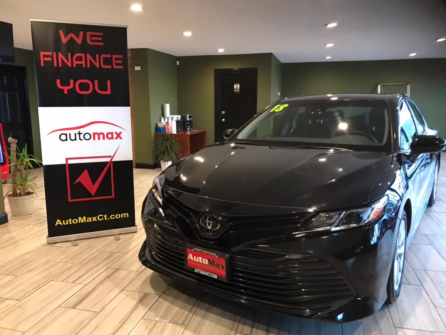 Used 2018 Toyota Camry in West Hartford, Connecticut | AutoMax. West Hartford, Connecticut