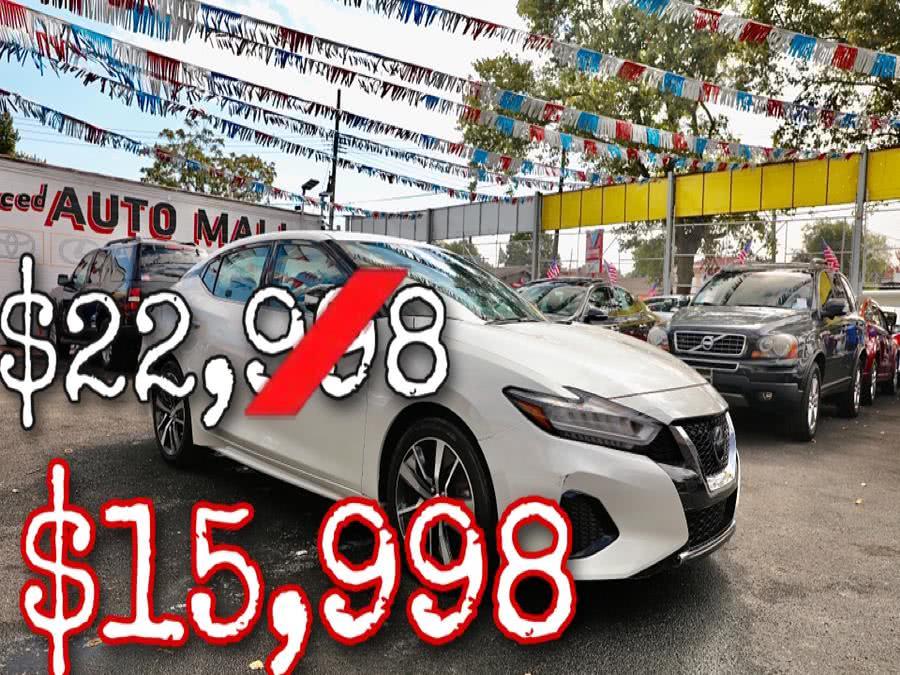 Used 2019 Nissan Maxima in Bronx, New York | Advanced Auto Mall. Bronx, New York
