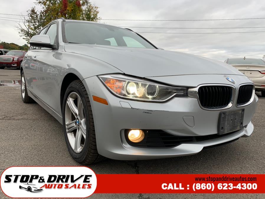 Used BMW 3 Series 4dr Sports Wgn 328i xDrive AWD 2014 | Stop & Drive Auto Sales. East Windsor, Connecticut