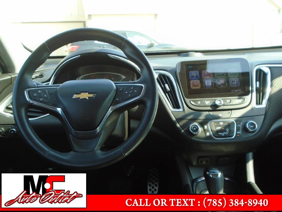 Used Chevrolet Malibu 4dr Sdn LT w/1LT 2016   M C Auto Outlet Inc. Colby, Kansas