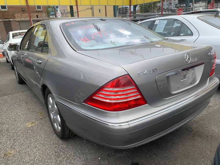 Used Mercedes-Benz S-Class 4dr Sdn 4.3L 4MATIC 2006   Atlantic Used Car Sales. Brooklyn, New York