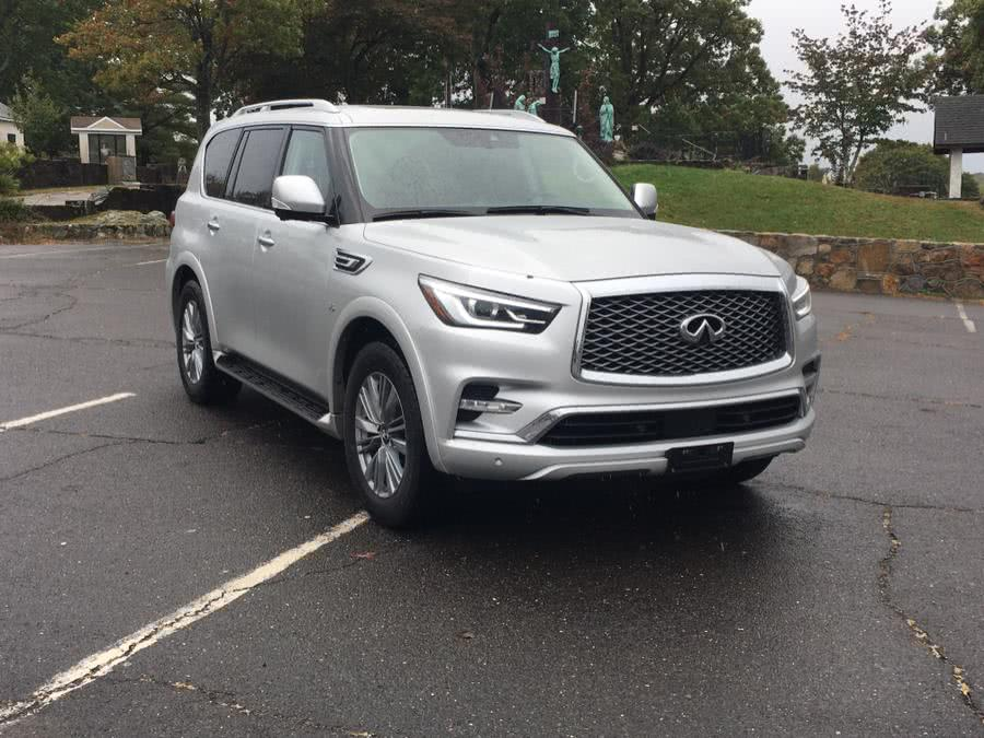 Used 2020 INFINITI QX80 in Bridgeport, Connecticut | CT Auto. Bridgeport, Connecticut