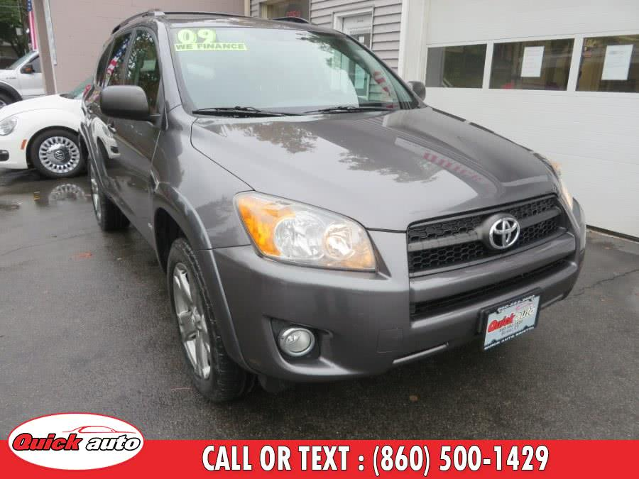 Used 2009 Toyota RAV4 in Bristol, Connecticut | Quick Auto LLC. Bristol, Connecticut