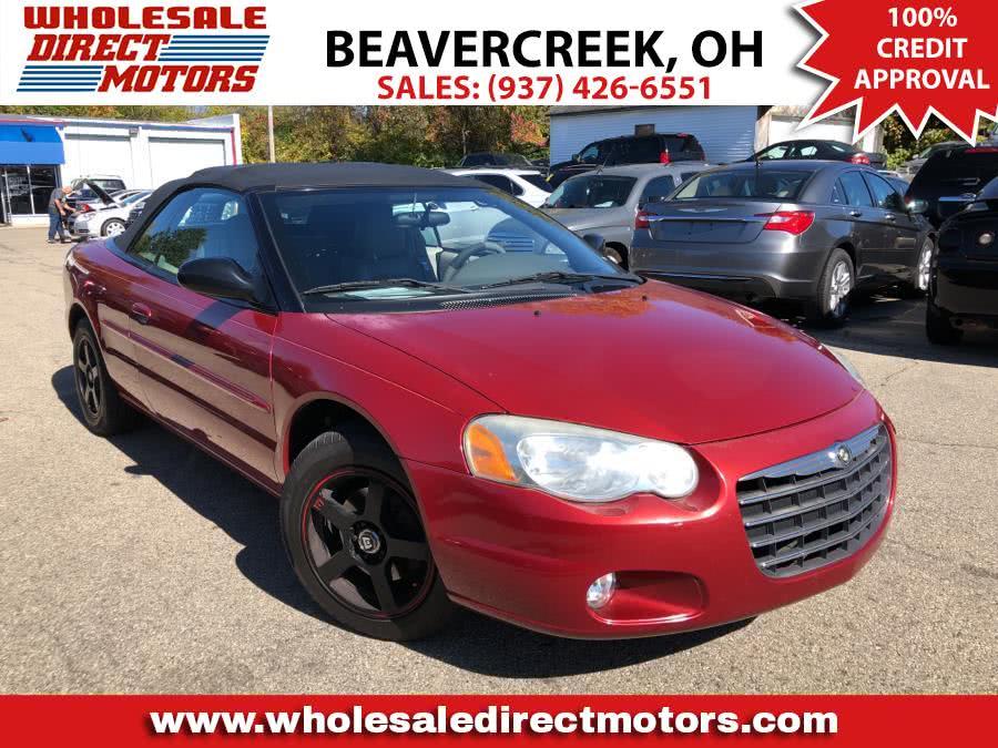 Used Chrysler Sebring Conv 2dr Touring 2006 | Wholesale Direct Motors. Beavercreek, Ohio