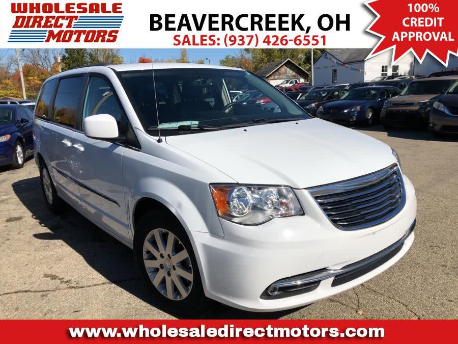 Used Chrysler Town & Country 4dr Wgn Touring 2016 | Wholesale Direct Motors. Beavercreek, Ohio