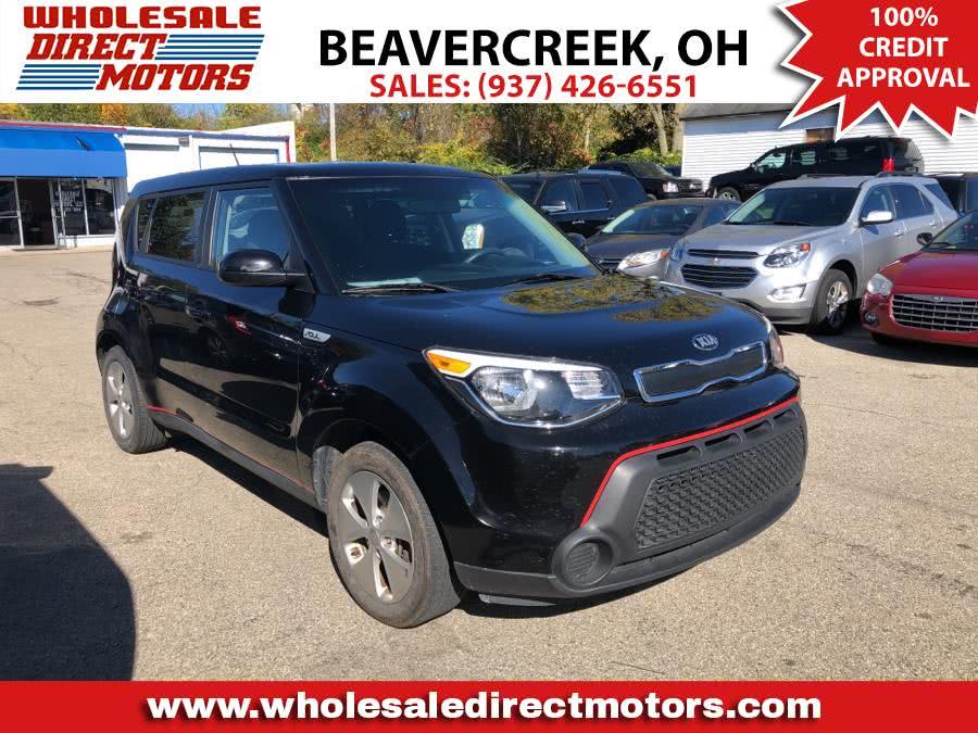 Used Kia Soul 5dr Wgn Auto Base 2016 | Wholesale Direct Motors. Beavercreek, Ohio