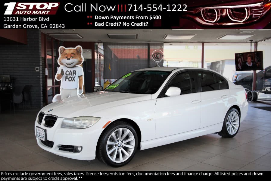 Used BMW 3 Series 4dr Sdn 328i RWD 2011 | 1 Stop Auto Mart Inc.. Garden Grove, California