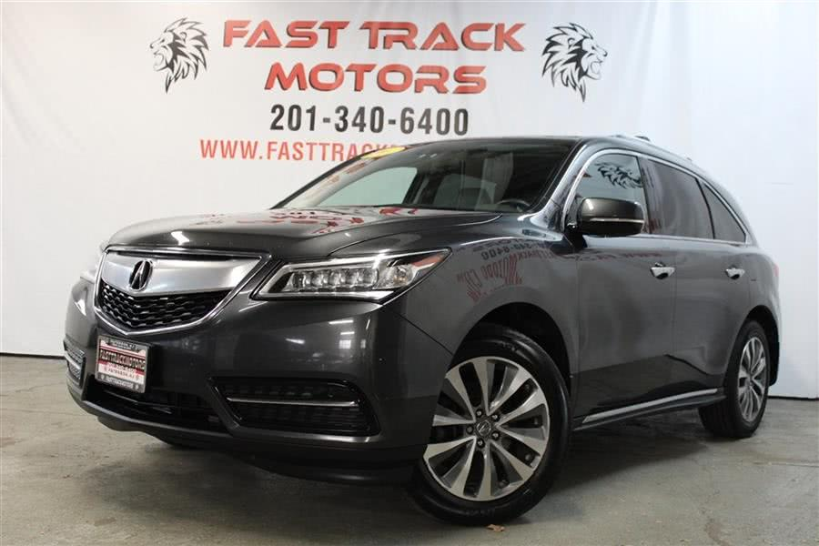 Used 2014 Acura Mdx in Paterson, New Jersey | Fast Track Motors. Paterson, New Jersey