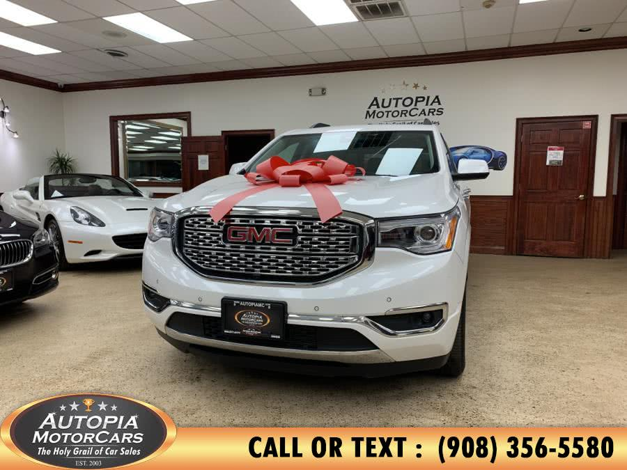 Used 2017 GMC Acadia in Union, New Jersey | Autopia Motorcars Inc. Union, New Jersey