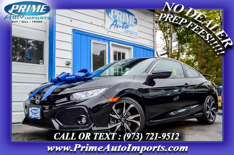 Used 2019 Honda Civic Si Coupe in Bloomingdale, New Jersey | Prime Auto Imports. Bloomingdale, New Jersey
