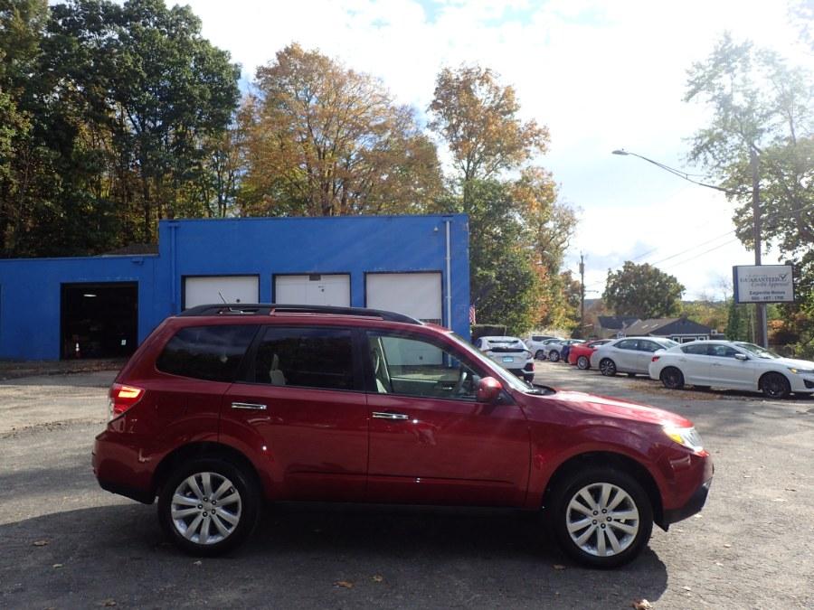 Used Subaru Forester Man 2.5X Premium w/All-Weather Pkg 2011 | Eagleville Motors. Storrs, Connecticut