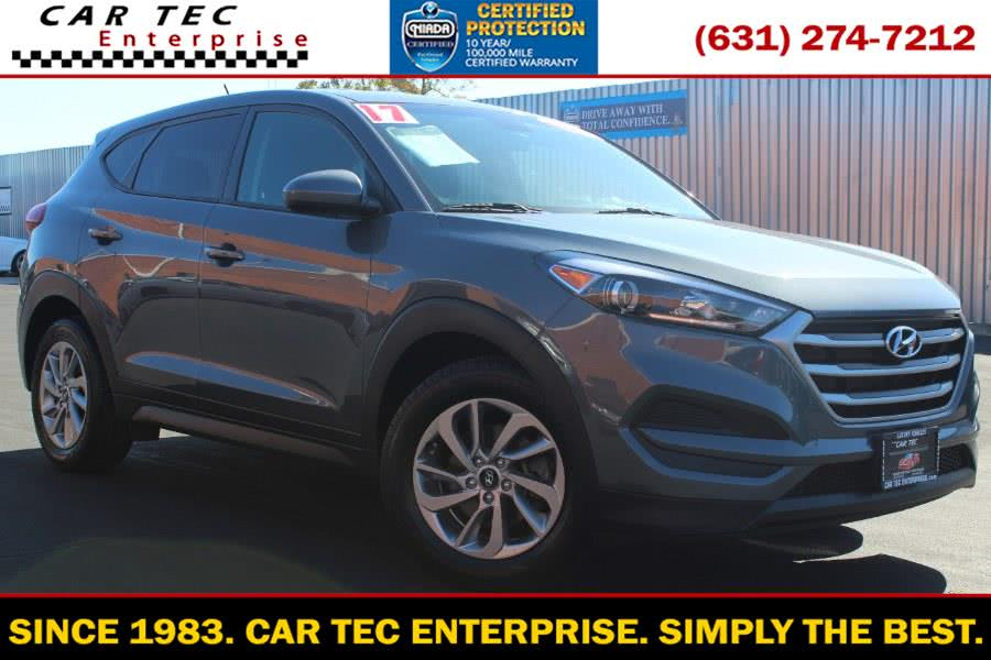 Used 2017 Hyundai Tucson in Deer Park, New York | Car Tec Enterprise Leasing & Sales LLC. Deer Park, New York