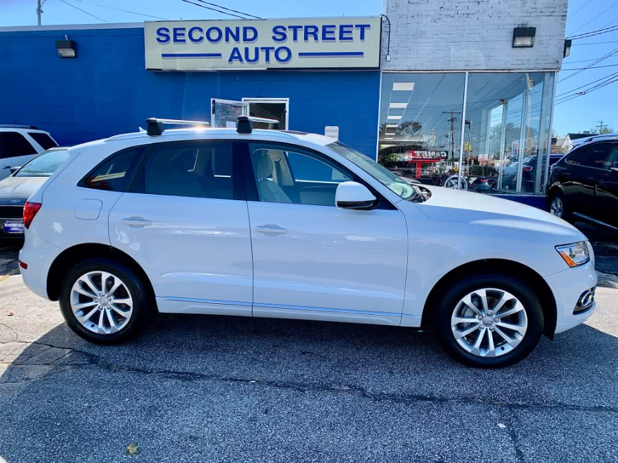 Used 2016 Audi Q5 in Manchester, New Hampshire | Second Street Auto Sales Inc. Manchester, New Hampshire