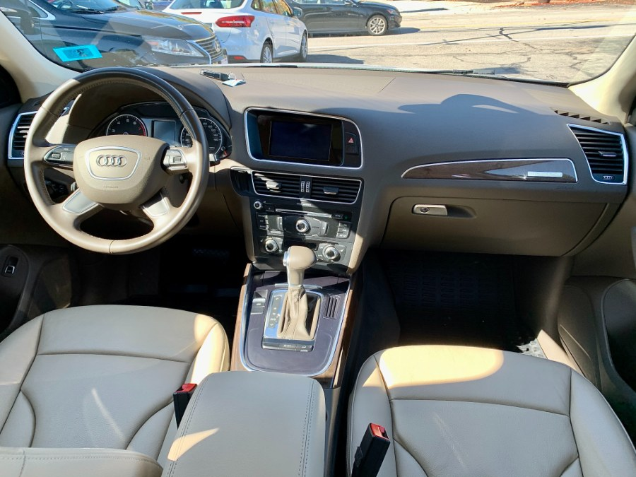 Used Audi Q5 PREMIUM 2016   Second Street Auto Sales Inc. Manchester, New Hampshire