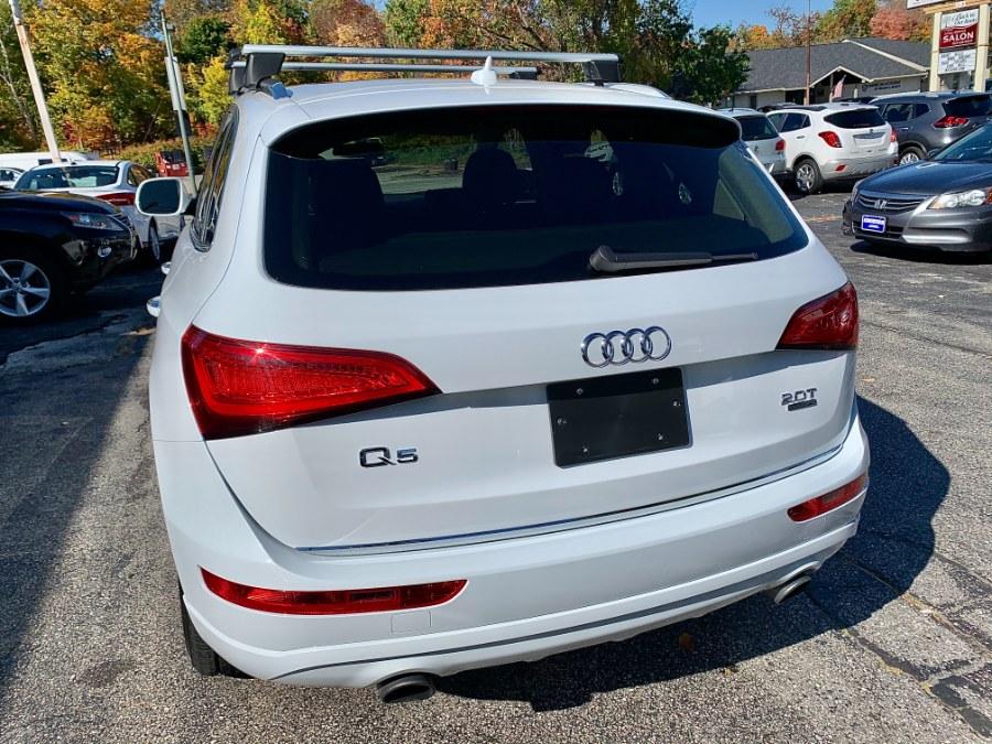 Used Audi Q5 PREMIUM 2016 | Second Street Auto Sales Inc. Manchester, New Hampshire