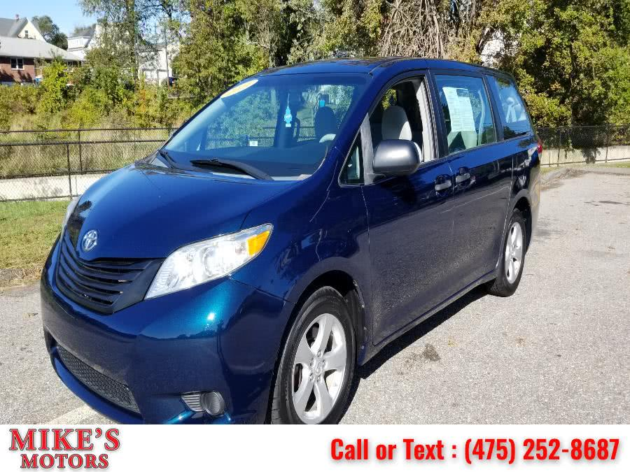 Used Toyota Sienna 5dr 7-Pass Van V6 FWD 2011 | Mike's Motors LLC. Stratford, Connecticut
