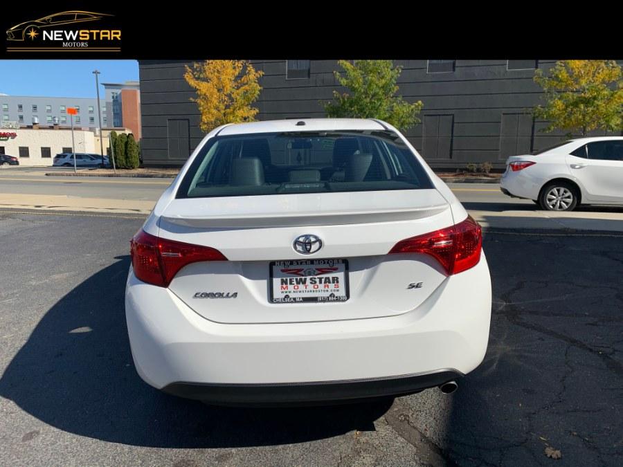 Used Toyota Corolla SE 2017 | New Star Motors. Chelsea, Massachusetts