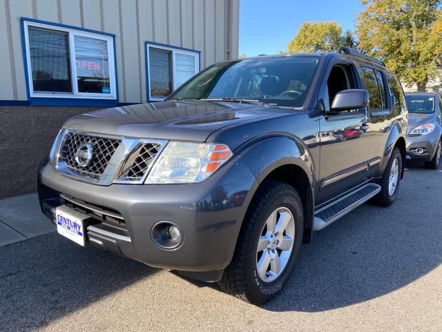 Used 2010 Nissan Pathfinder in East Windsor, Connecticut | Century Auto And Truck. East Windsor, Connecticut