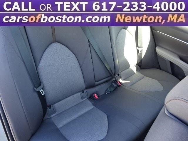 Used Toyota Camry LE Auto (Natl) 2018   Motorcars of Boston. Newton, Massachusetts