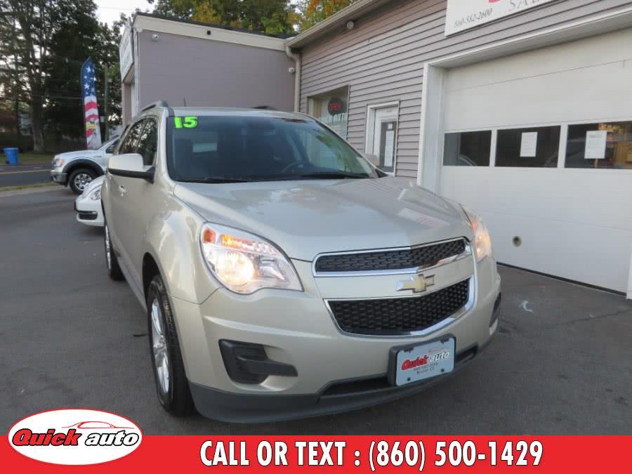 Used 2015 Chevrolet Equinox in Bristol, Connecticut | Quick Auto LLC. Bristol, Connecticut